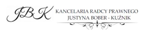 Radca Prawny Justyna Bober-Kuźnik